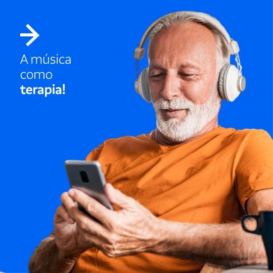 Saúde emocional: A música como terapia!